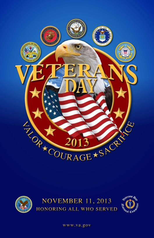 Today is Veteran's Day